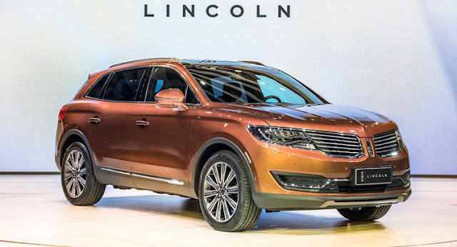 2016 Lincoln MKX Crossover