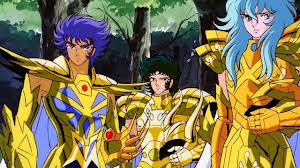 Phim Áo Giáp Vàng -Saint Seiya