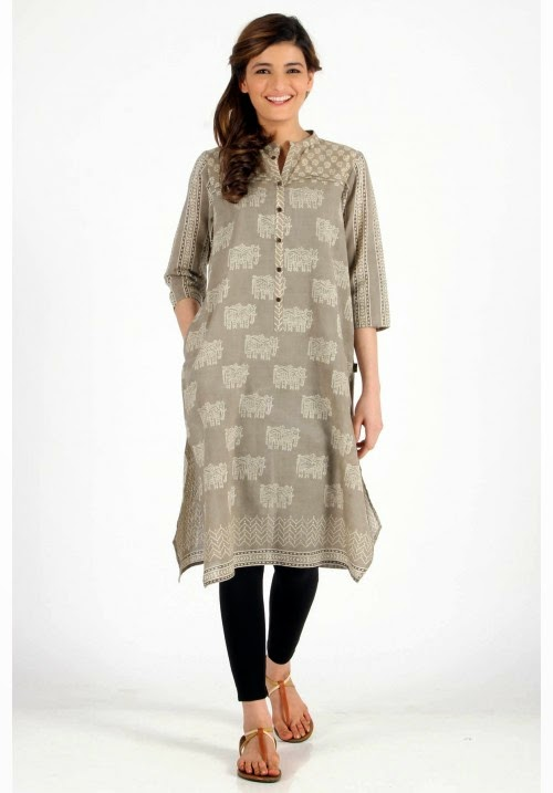Stylish-Lawn-Kurti-Collection-for-Ladies