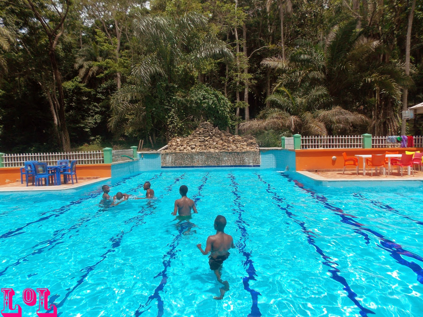 Ikogosi warm springs resort