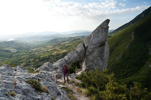L'arco di roccia di Balzolo
