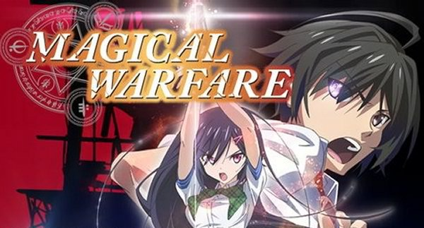 Animax Asia To Air Magical Warfare Mekaku City Actors In August