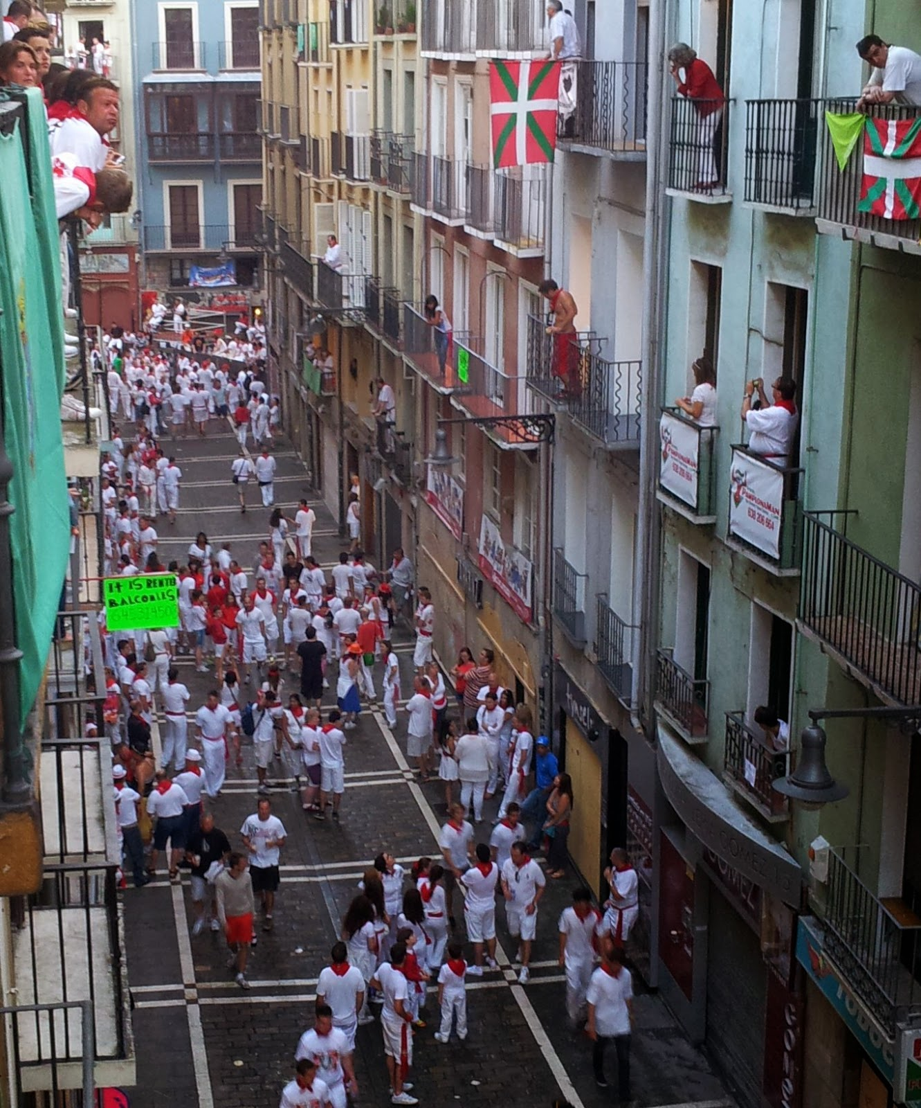 Pamplona San Fermin Fiesta Private Tour Guide