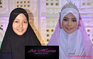 #makeup #makeover #sanding #wedding #mua #cantik