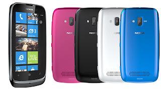 Harga Dan Spesifikasi HP Nokia Lumia 610