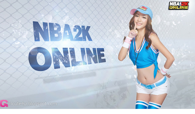 1 NBA2K Online-very cute asian girl-girlcute4u.blogspot.com