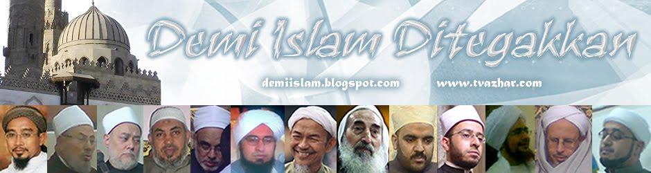 Berdakwah Demi Islam Ditegakkan