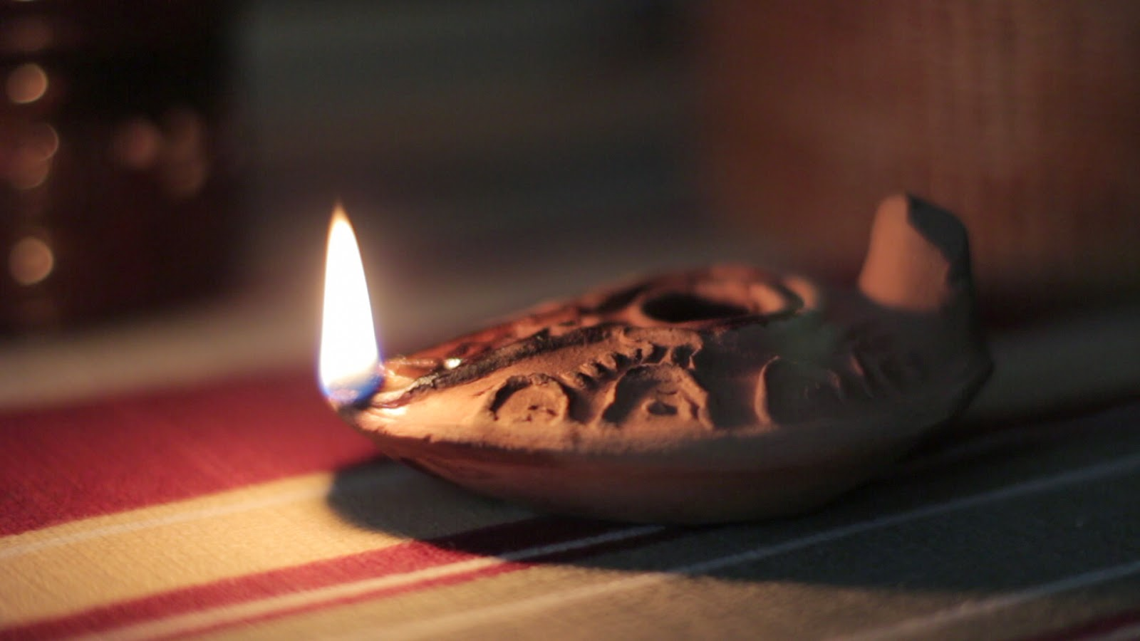 lamp and bible - photo #35