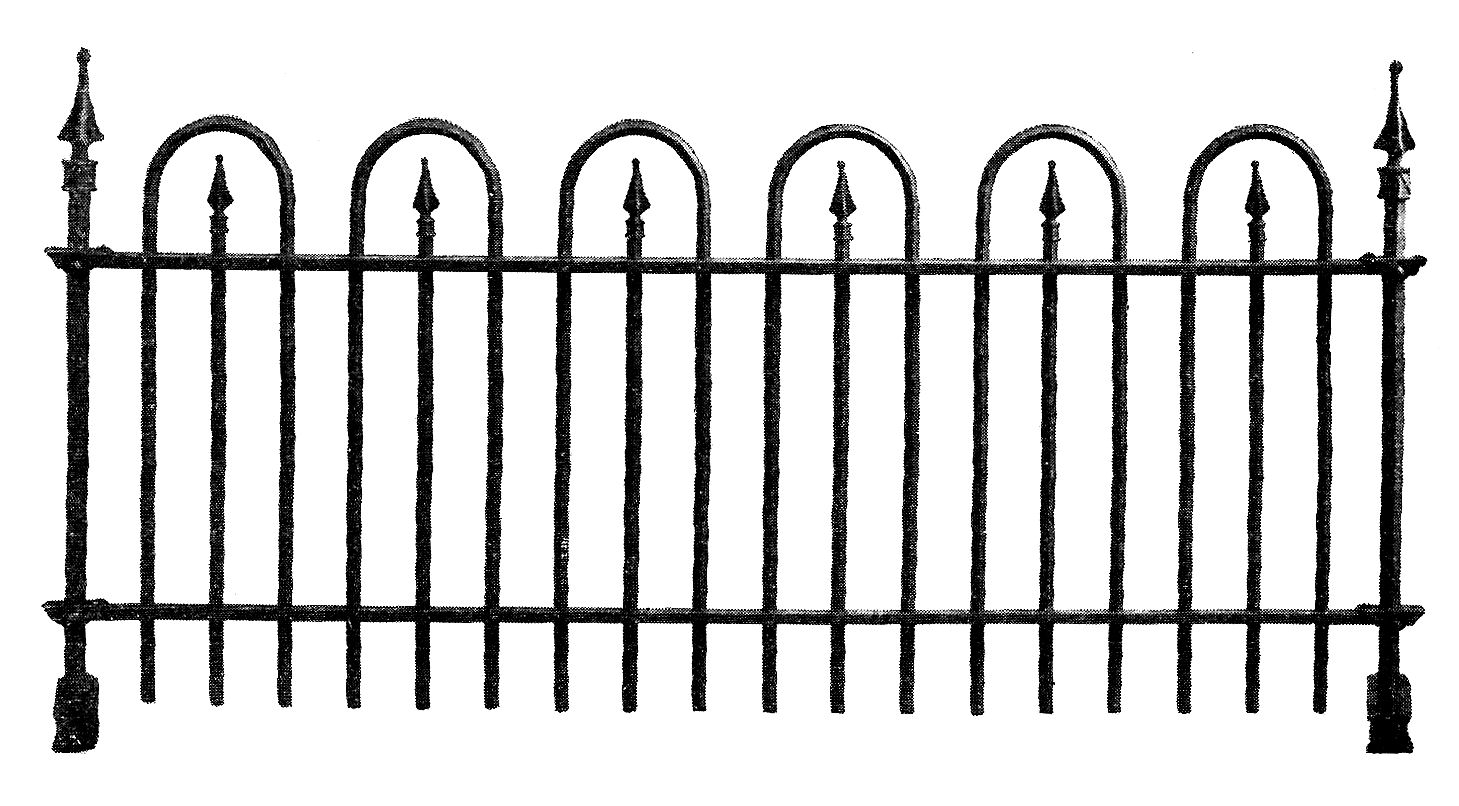 Download image Fence Clip Art Black And White PC, Android, iPhone and
