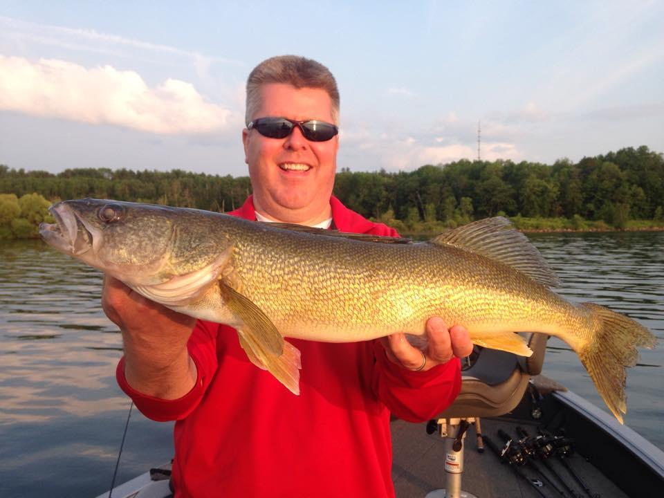 Leisure outdoor adventures leech lake fishing report for Leech lake fishing