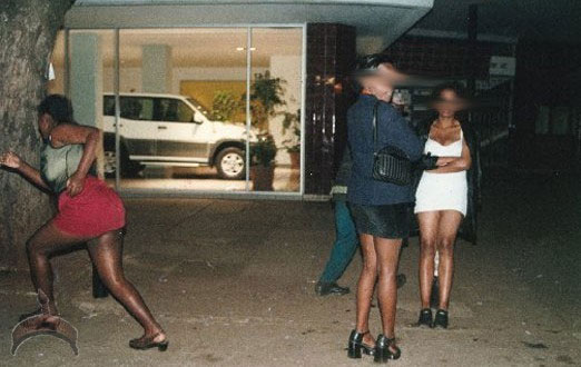 Prostitutes Beat Up Policeman, Tear His Uniform In Lagos State