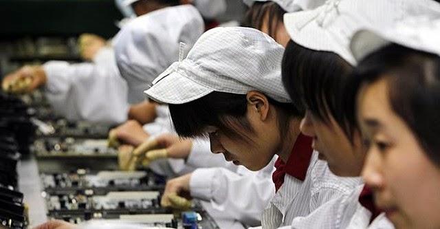 iPhone và căn bệnh ung thư trong đội ngũ công nhân sản xuất