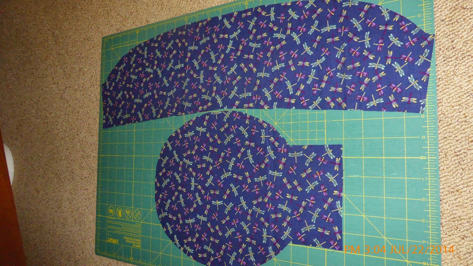 photograph regarding Free Printable Scrub Hat Patterns named Miss out on Muffet Scrub Hats: \