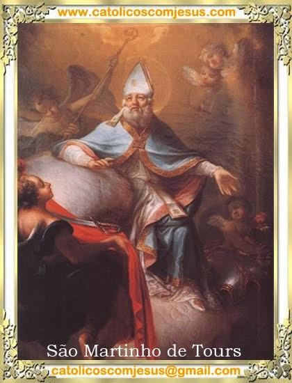 São Martinho de Tours - Bispo