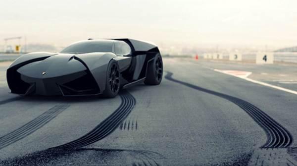 Lamborghini-Ankonian-Concept-front-view