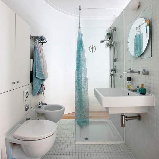 Ideas for Small Bathroom Wet Room Shower