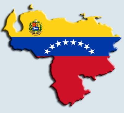 Poblamiento y Organización del espacio territorial venezolano