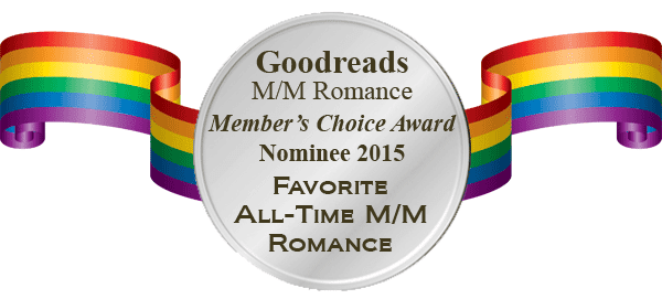 Omorphi is nominated for Favorite All-Time M/M Romance in the 2015 Goodreads Members' Choice Awards
