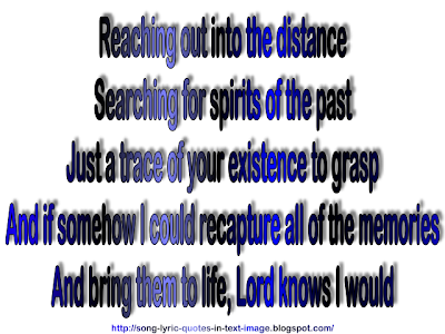 Vanishing - Mariah Carey Song Lyric Quote in Text Image