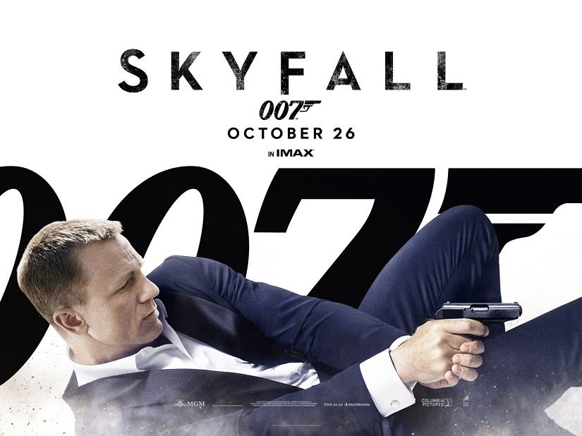 Xem phim Điệp Viên 007: Tử Địa Skyfall 2012