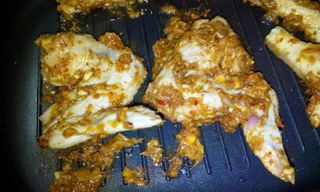 Resepi Ayam Panggang