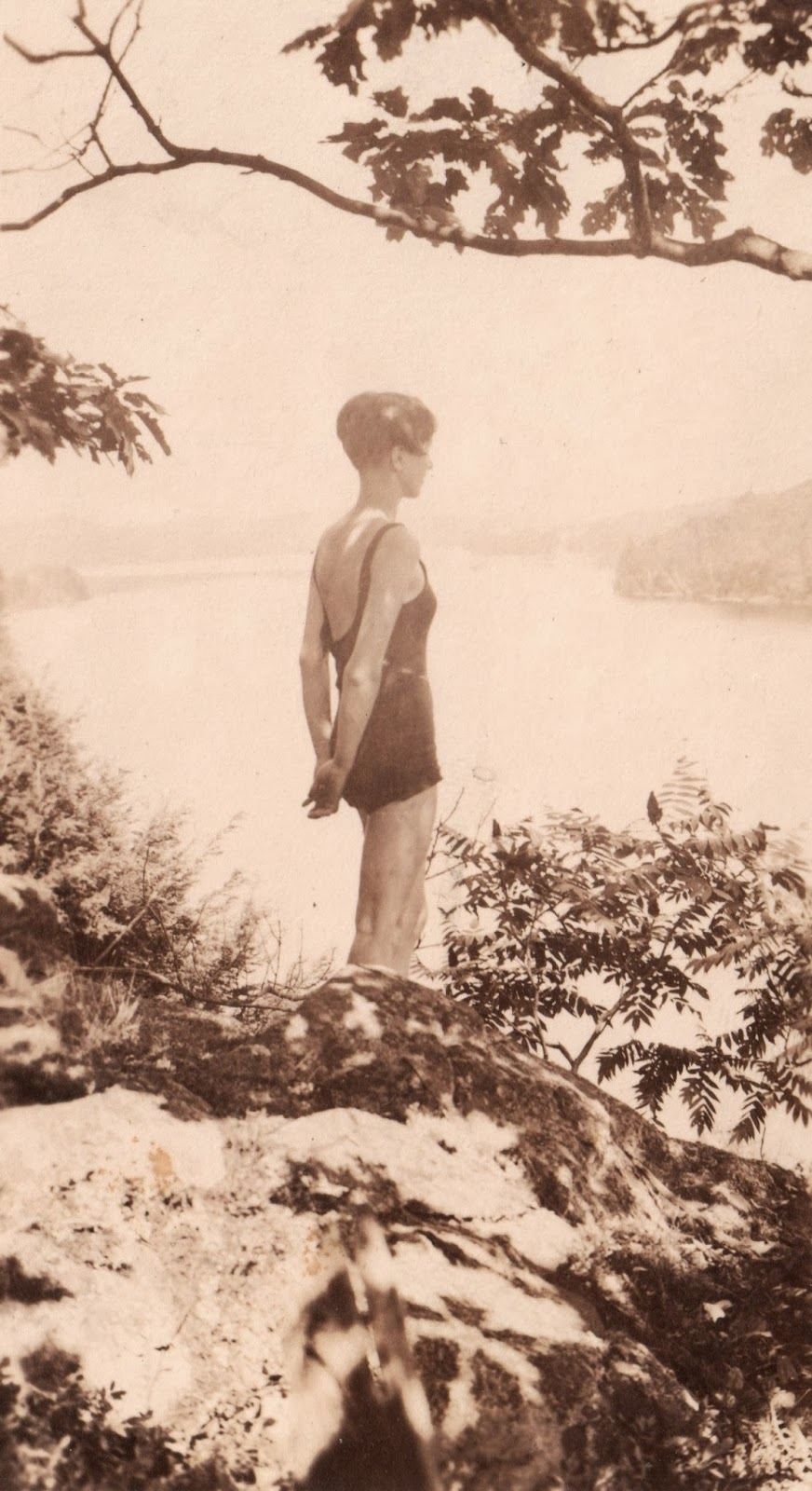 Elizabeth Annetta Wilson (née Morley), 1908-1992.