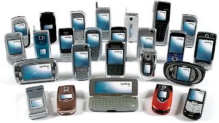 Inilah Jenis-Jenis Handphone Symbian