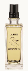 L`OCCITANE  Jasmin,Bergamote