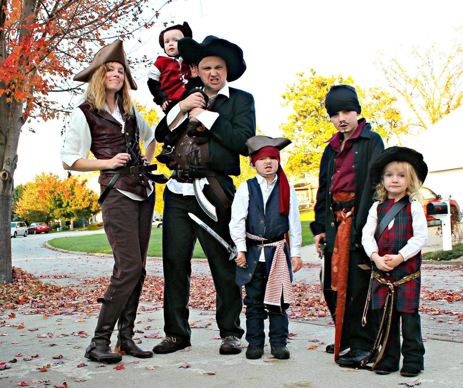 Will Turner Halloween Costume