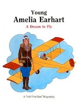 bookcover of Amelia Earhart by Susan Alcott