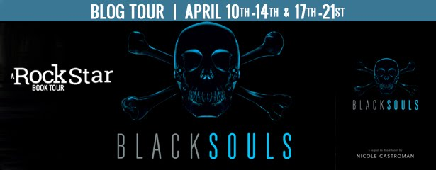 Blog Tour: Blacksouls