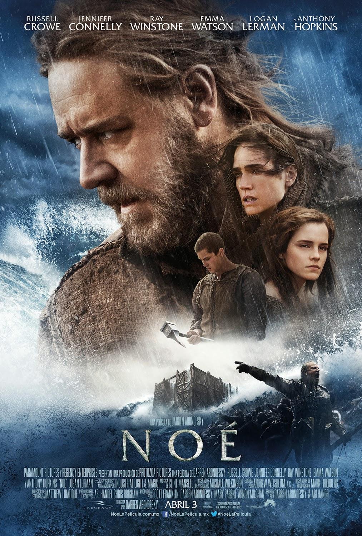 Nuevos Posters de Noe