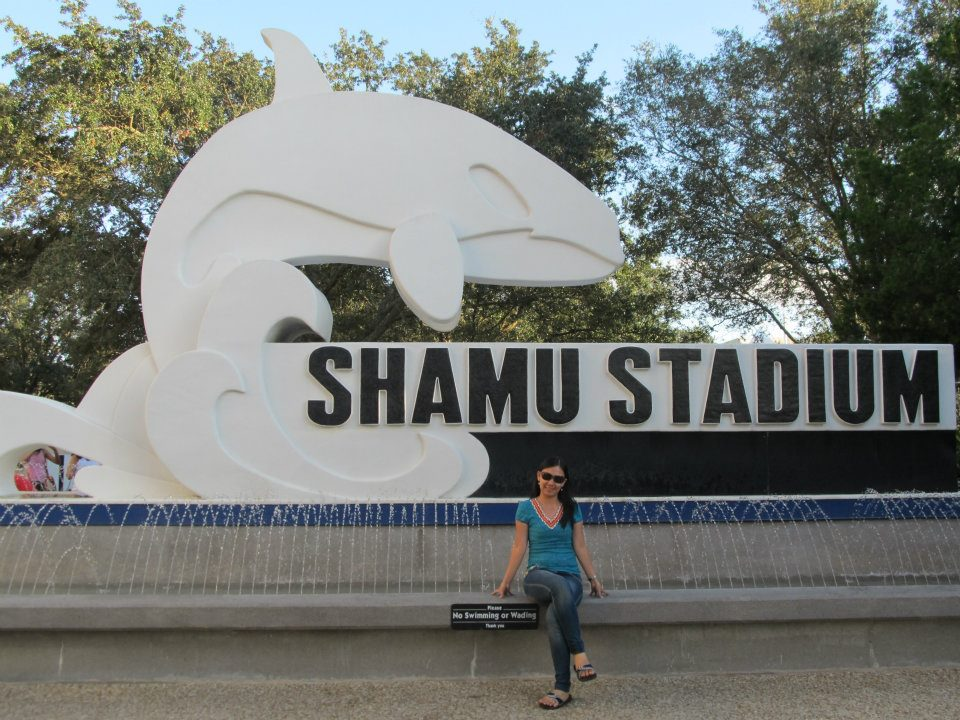 Seaworld Sea World Orlando Shamu Stadium