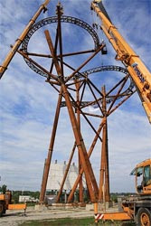 Construction on the Cheetah Hunt