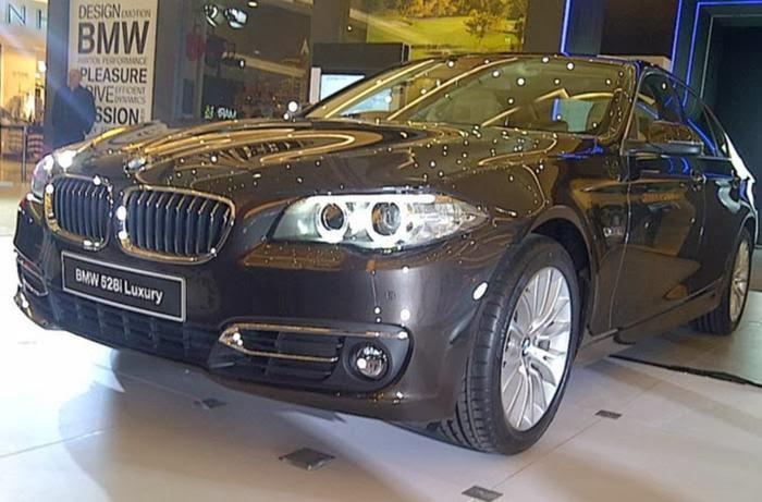 Harga BMW Seri 5 2014 Indonesia