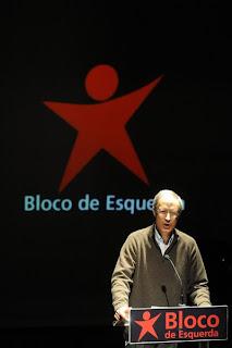 Louçã desafiou Passos Coelho a antecipar eleições para a democracia decidir sobre o novo empréstimo; Foto; Luís Efigénio; Lusa; Demissão de Passos Coelho