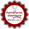 Badge Wiki Scuola Piattaforme DE