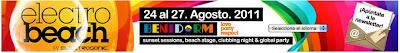 festival electrobeah Benidorm 2011
