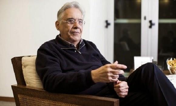 Parecer: FHC quer impeachment de Dilma