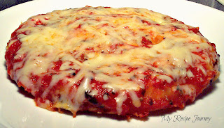 4 Ingredient Stove Top Pizza