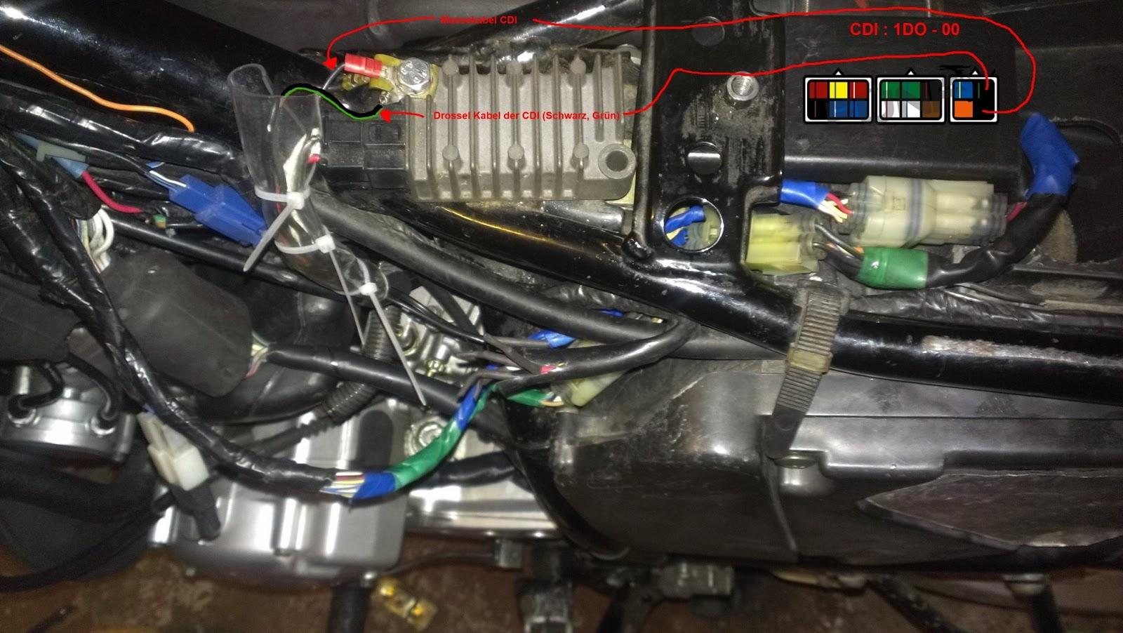 Gemütlich Yamaha Cdi Schaltplan Bilder - Der Schaltplan - greigo.com