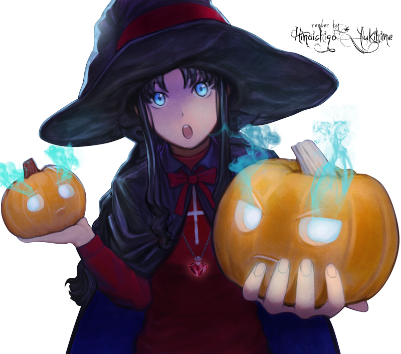 Render Rin + Halloween (2 versiones)