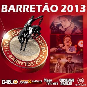 CAPA Barretão 2013