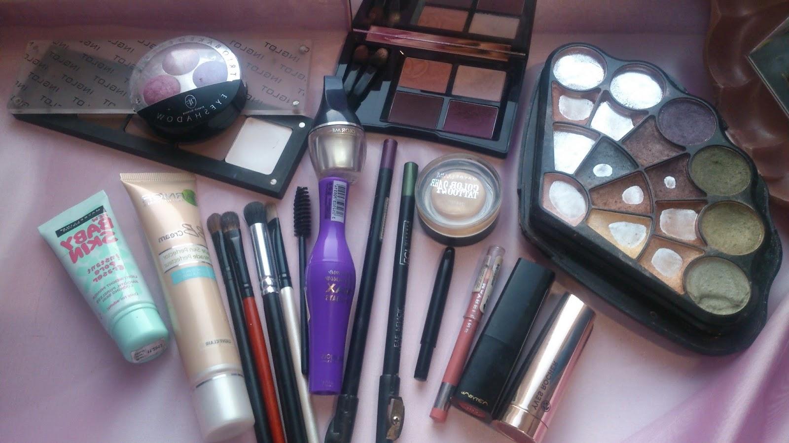 Фото макияжа с косметикой мери кей