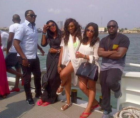 celebrity boat cruise lagos nigeria