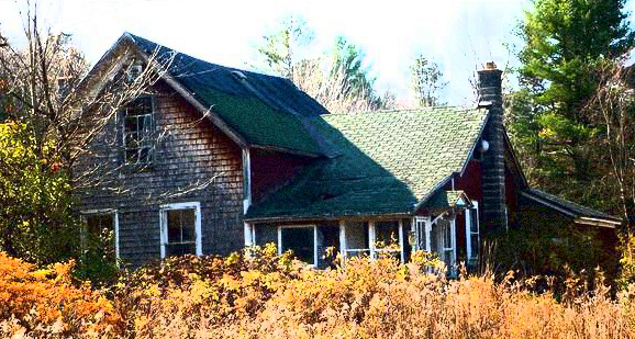 Dead serial killer Israel Keyes' hidden Adirondack lair is not far from the town of Tupper Lake, New York