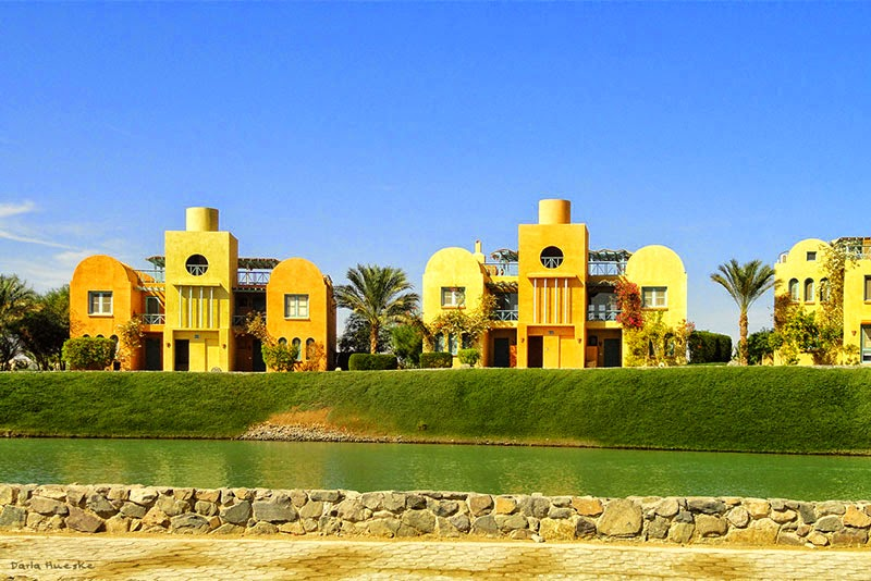 Villas in El Gouna
