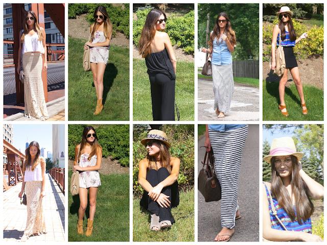 summer time sadness- fashion