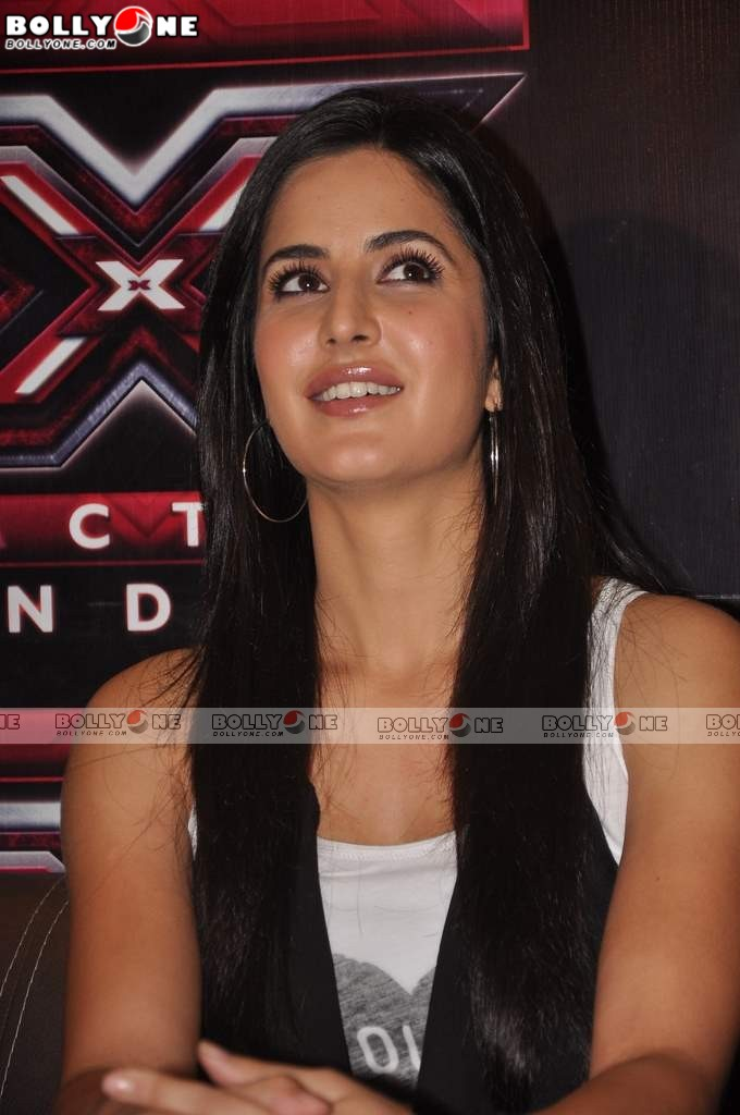 Katrina Kaif X Factor India Pics