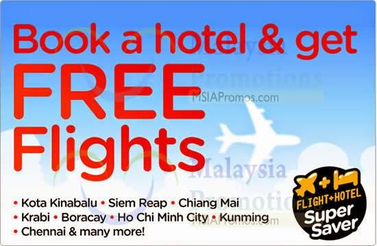 Let's Grab FREE Flight Air Asia